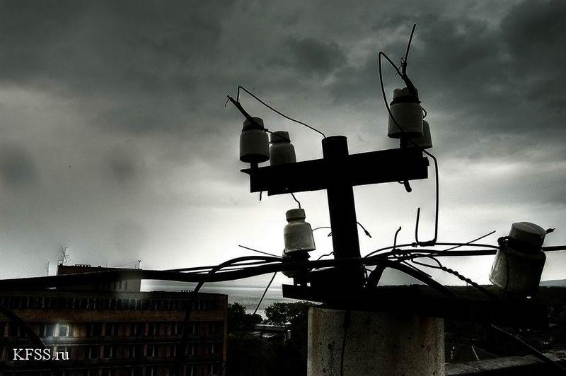 Фотографии заброшенного санатория Садгород