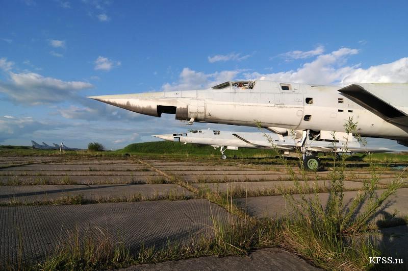 Воздвиженка. Ту-22м3