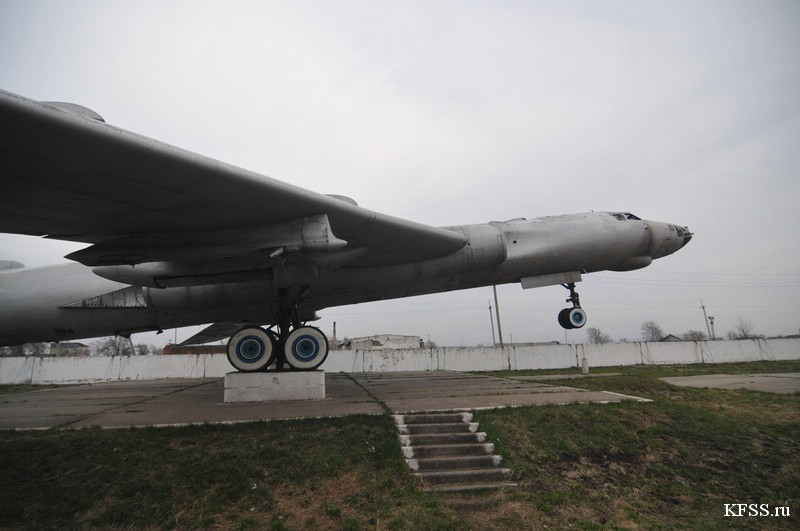 Воздвиженка. Ту-16