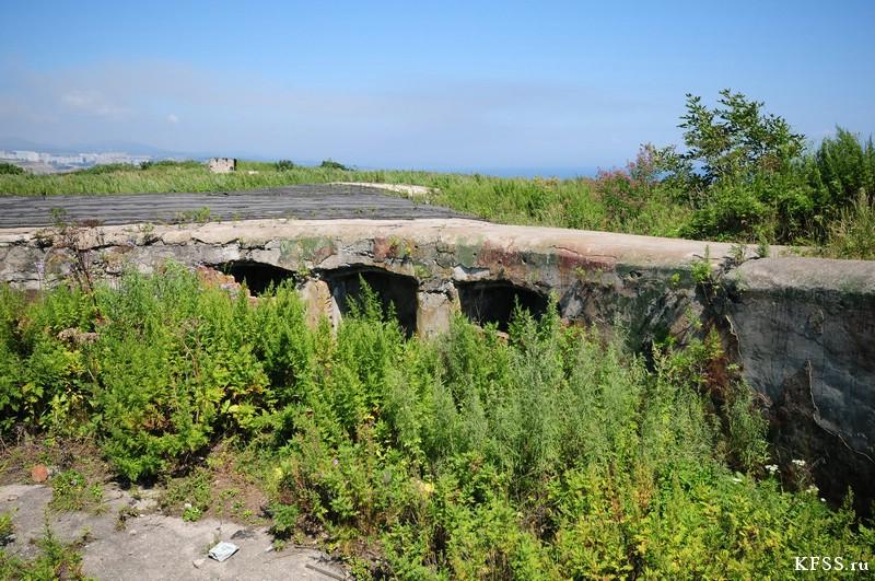 Батарея 313 басаргин владивостокской крепости