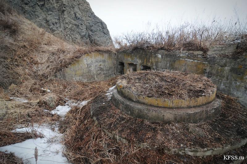 Батарея «Ларионовская Створная» Владивостокской крепости