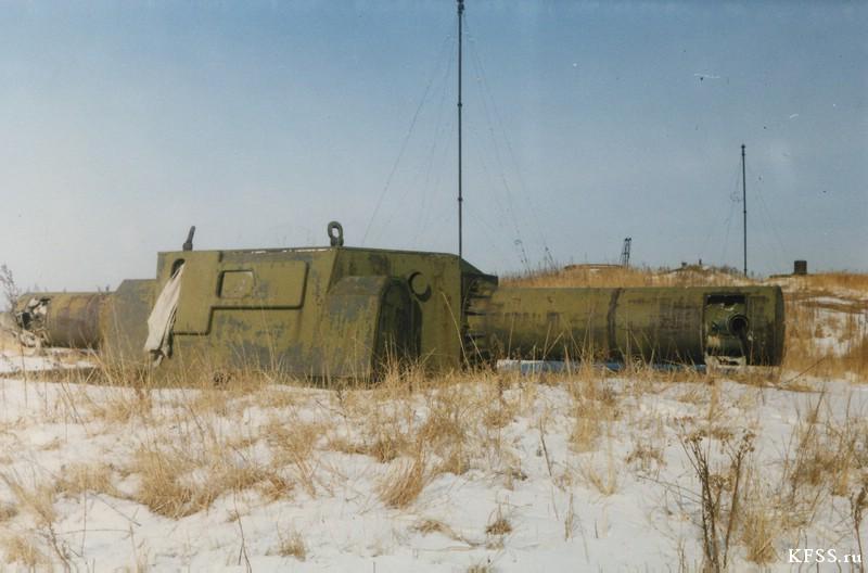 командный пункт Ворошиловской батареи, дальномер