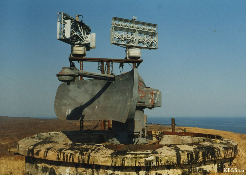 командный пункт Ворошиловской батареи, радиолакационная станция ЗАЛП-Б