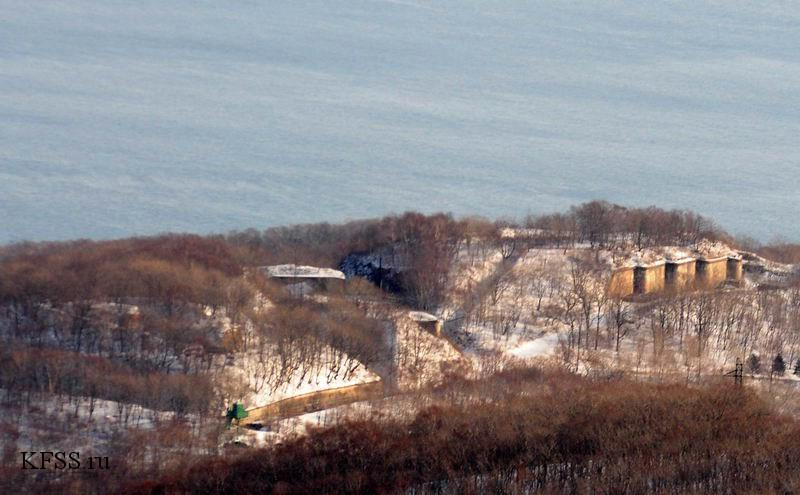Фотографии Форта №1 Царя Михаила Фёдоровича Владивостокской крепости