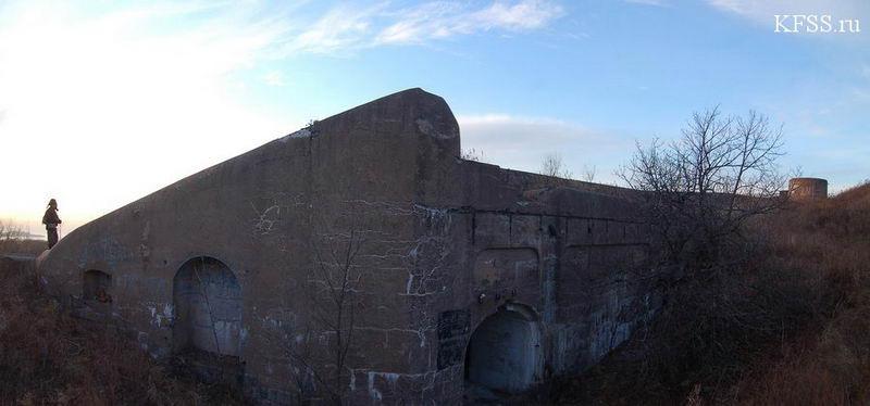 Фотографии Форта №10 Князя Олега Владивостокской крепости