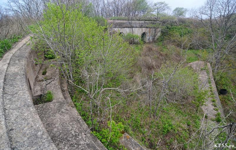 Форт №11 Князя Святослава Игоревича Владивостокской крепости