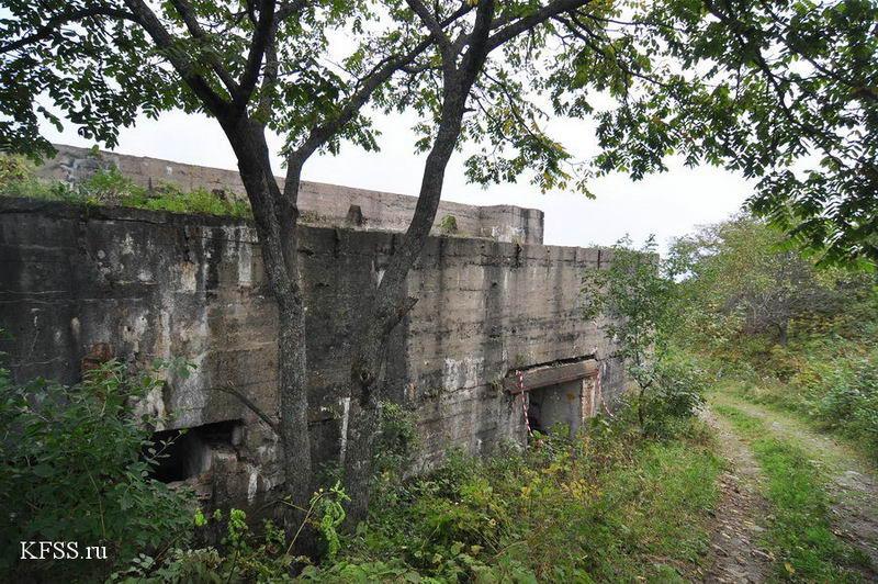 Фотографии форта №3 Императрицы Екатерины Великой Владивостокской крепости