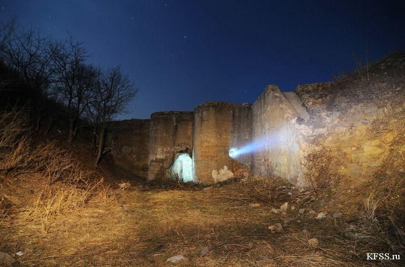 Форт №3 Владивостокской крепости