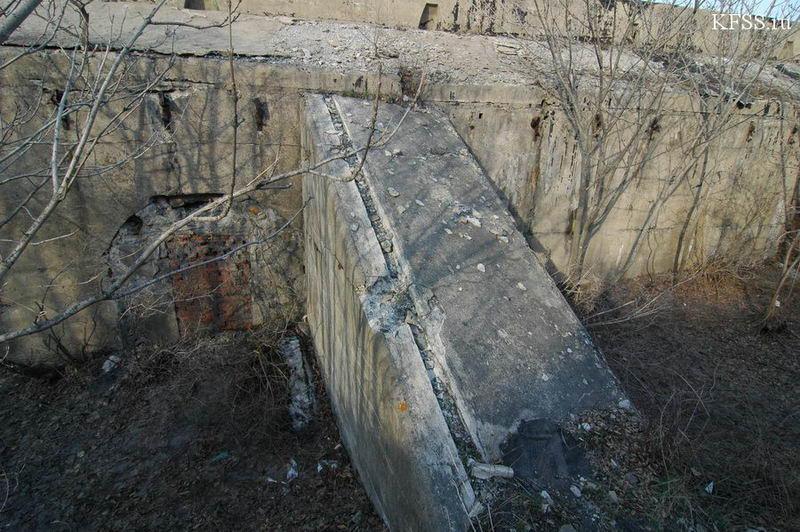 Фотографии форта №5 Императора Александра Освободителя Владивостокской крепости
