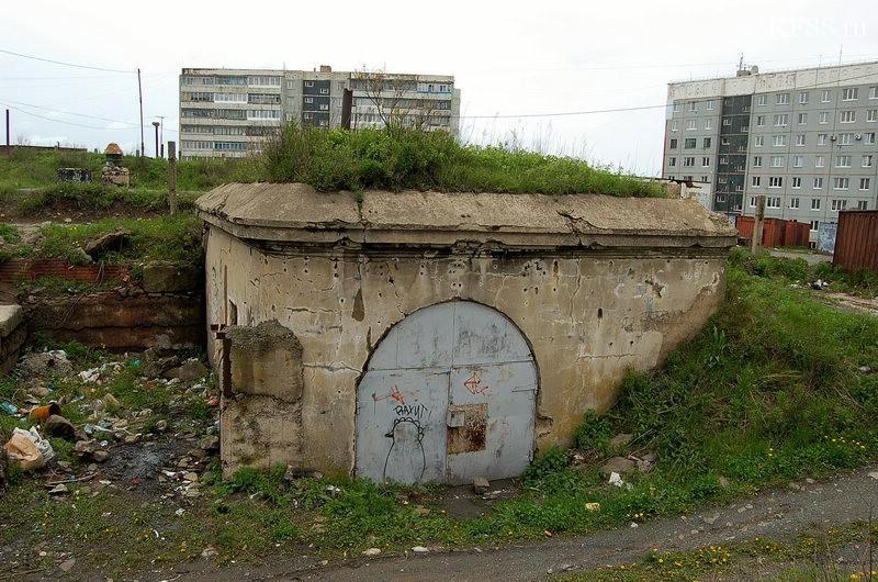 Фотографии форта Линевича Владивостокской крепости