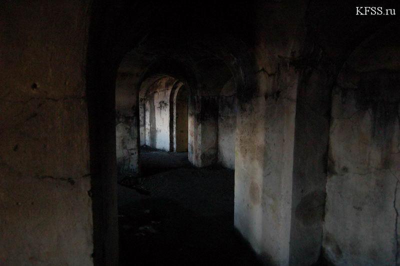 Фотографии форта Муравьёва-Амурского Владивостокской крепости