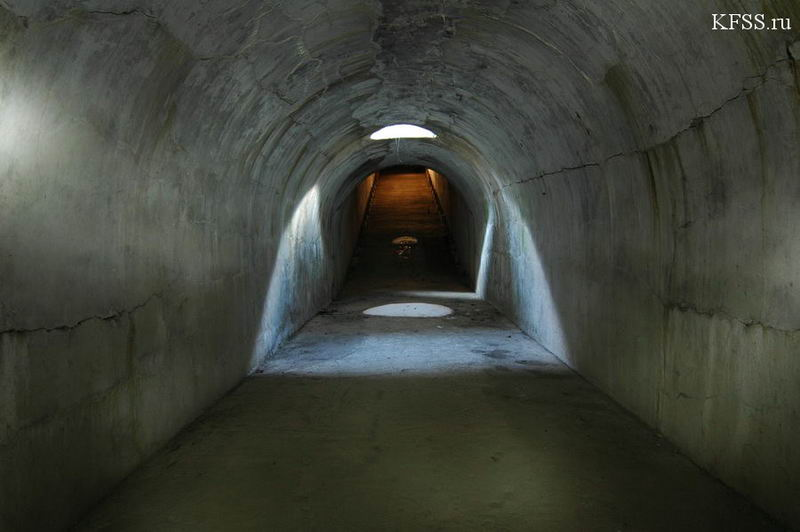 Форт Поспелова Владивостокской крепости