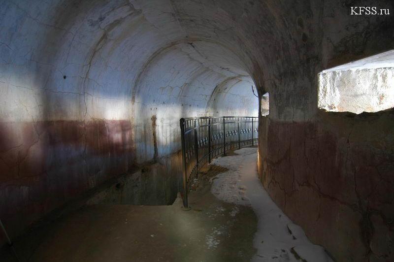 Фотографии Форта Поспелова Владивостокской Крепости