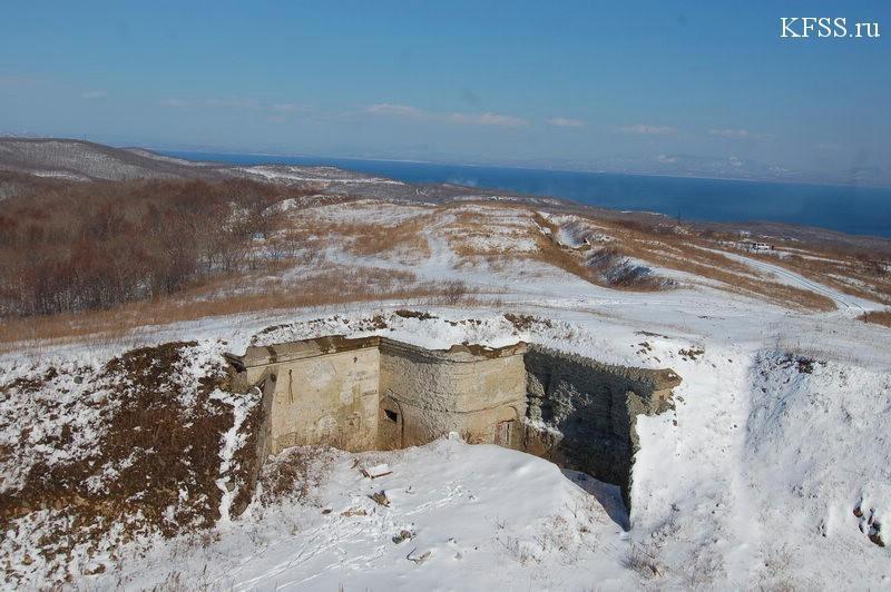Форт Суворова Владивостокской крепости