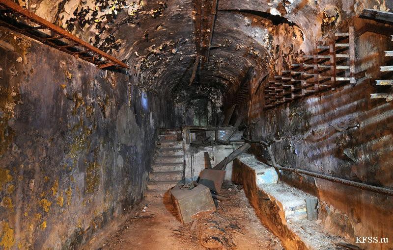 Фотографии Форт Суворова Владивостокской крепости