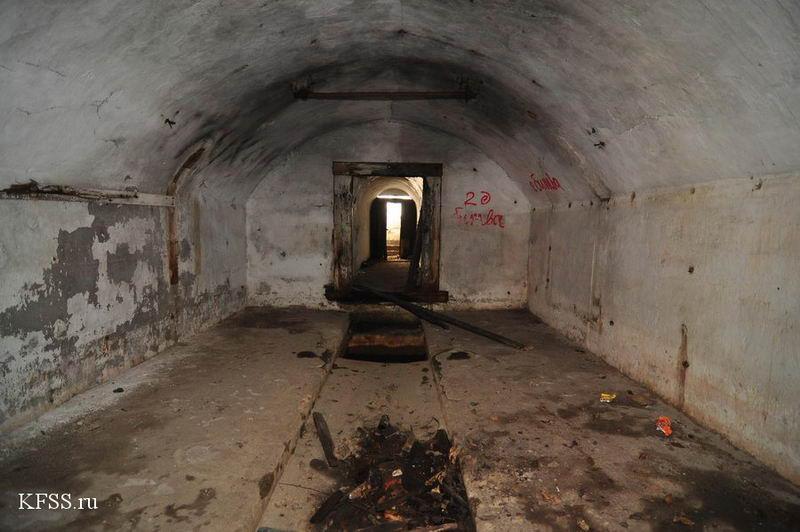 Ларионовский расходный погреб Владивостокской крепости