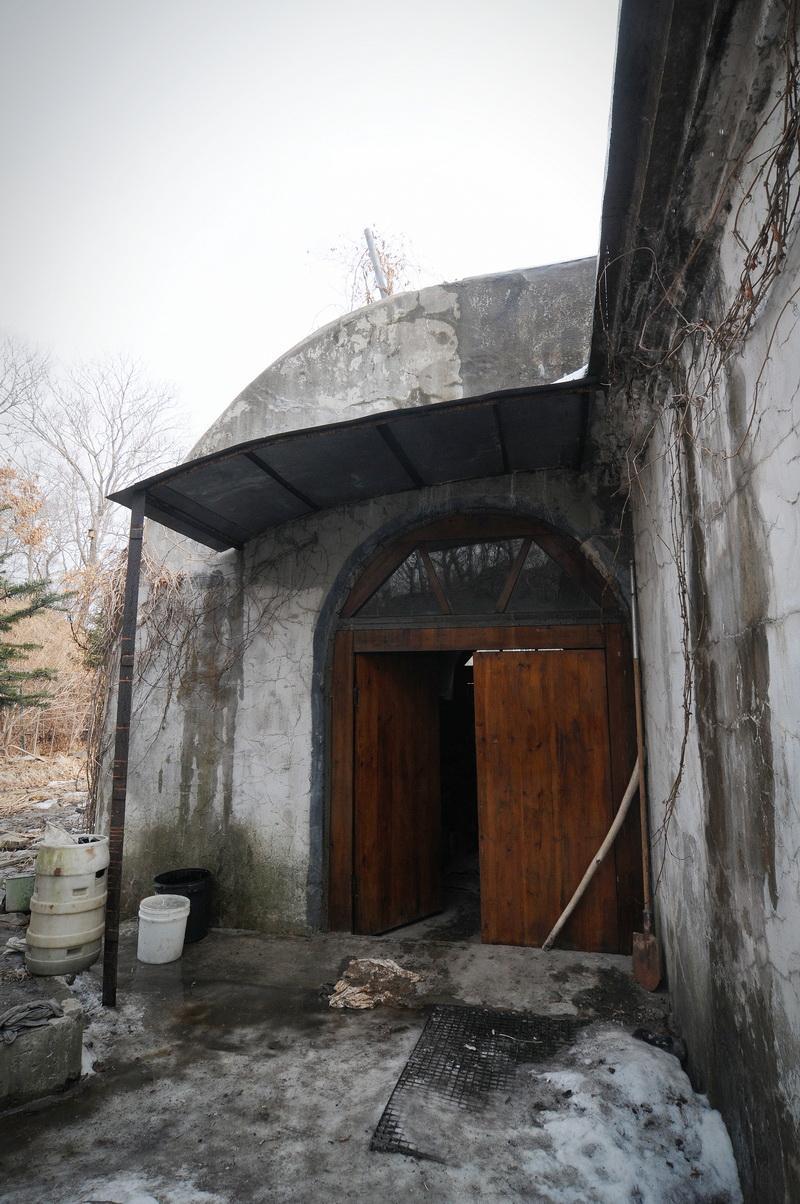 Погреб пороховой П5 (Ларионовский запасный)