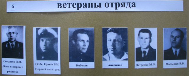 Морской радиоотряд № 4 ОСНАЗ КТОФ остров Елена (Русский)